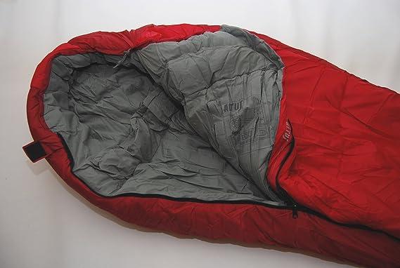 Altus - Saco de dormir (aguanta temperaturas de hasta -17 °C): Amazon.es: Deportes y aire libre