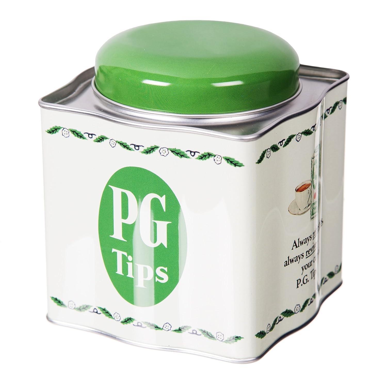 Pg Tips Teabag Tea Caddy Half Moon Bay 57TC01