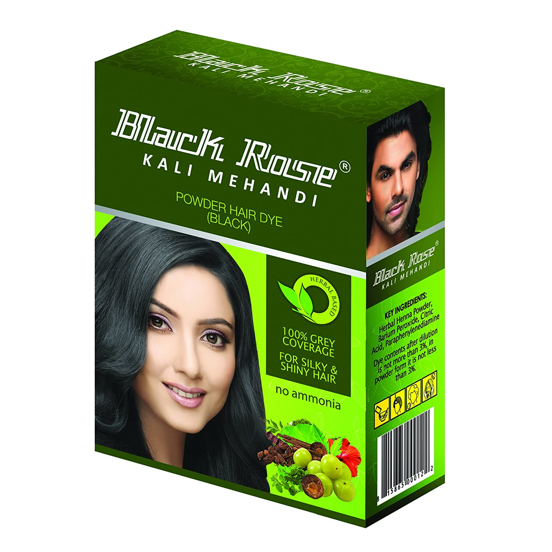 341b7ca29 Buy Black Rose Kali Mehandi Online at Low Prices in India - Amazon.in