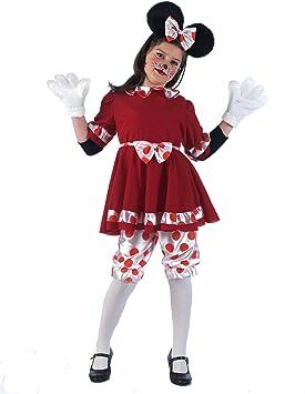 Limit Sport MI712 Grösse - Disfraz de ratón para niña (talla 3 ...
