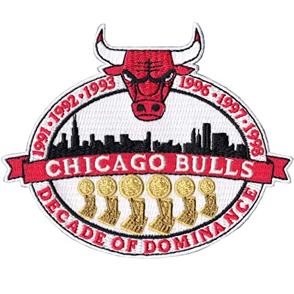 5b1da4456ef4 Amazon.com   Michael Jordan s Chicago Bulls NBA Championships ...