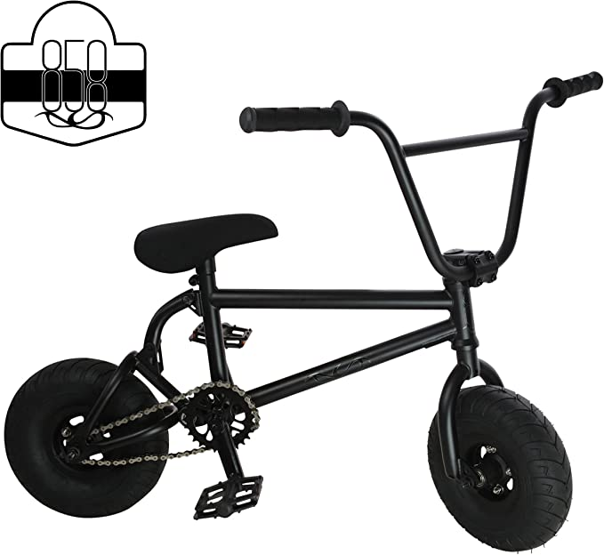 Bicicleta BMX de freestyle, tamaño mini, con cigüeñal de 3 piezas ...