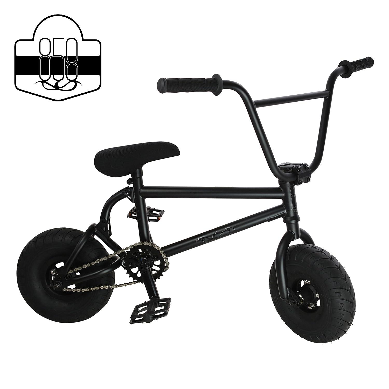 Mini BMX Freestyle Bike ? Licht Fat Reifen mit Profilsenkereinsätze ...