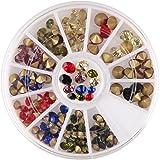 Beauty7 Caroussel Strass Demi Perle Accessoires Multifonction DIY Decorations
