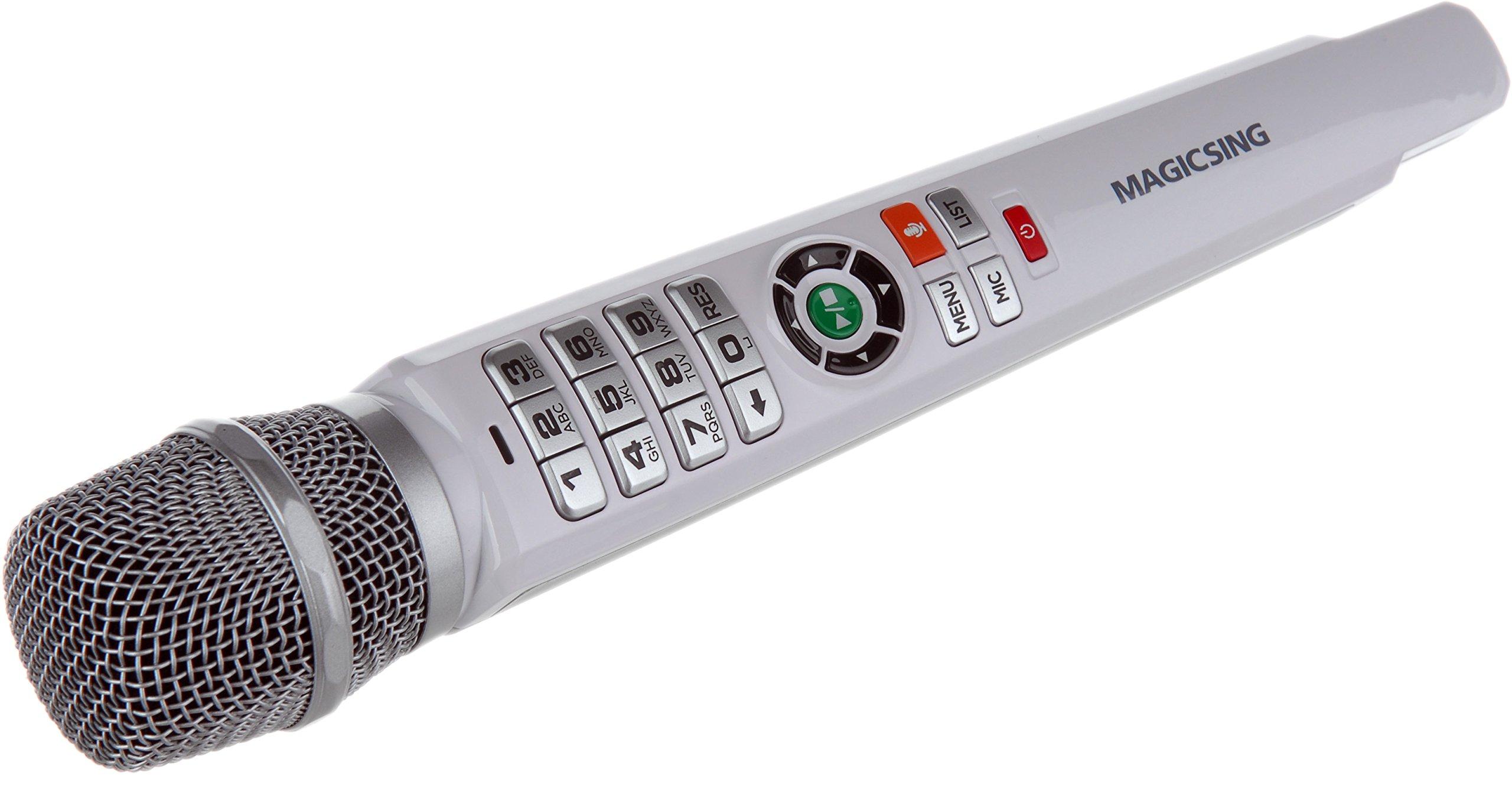 Magic Sing EB2 · Additional Wireless Microphone for the Magic Sing E2 Karaoke Machine