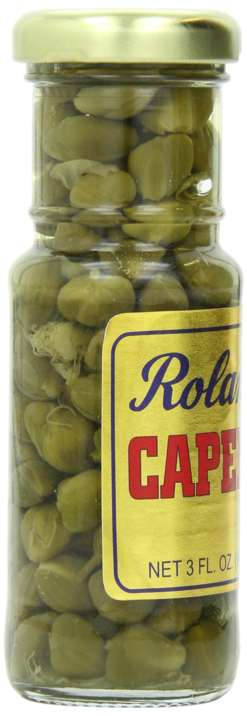 Roland Capers, 3 Ounce (Pack of 12)