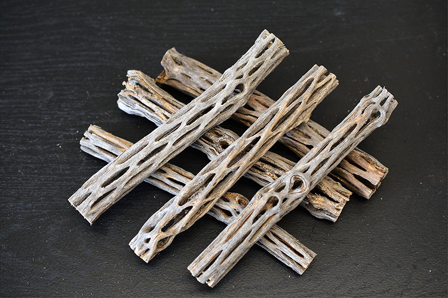(6) CHOLLA WOOD S&C AQUATICS