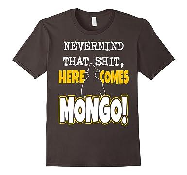 Here comes mongo