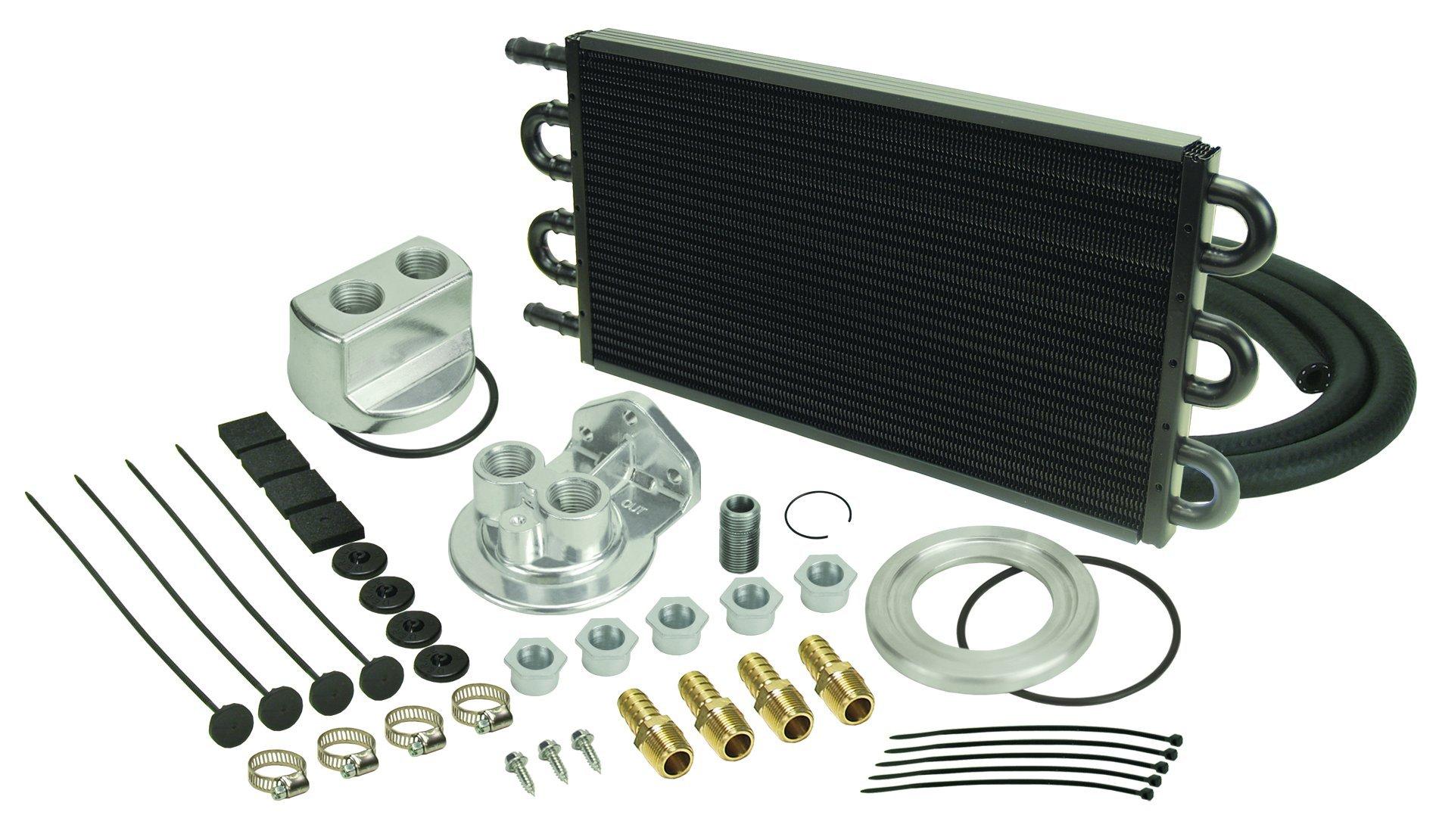 Derale 15551 Engine Oil Cooler Kit