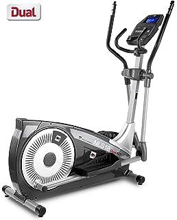 BH Fitness - Bicicleta elíptica NLS18 Dual Plus