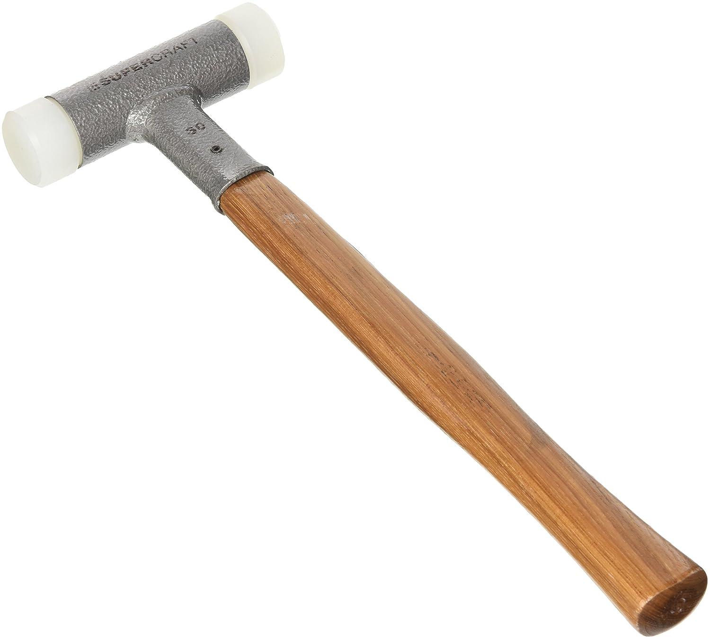 Heyco 1530003000 Nylonhammer 1530' rü ckschlagsfrei 30mm