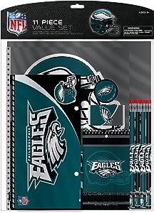 National Design NFL 11-Piece Stationery Set (11056-QUV)