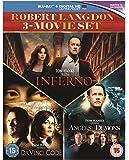 Inferno / Angels & Demons / The Da Vinci Code Box Set [Blu-ray] [2016]