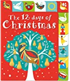 The 12 Days of Christmas: A lift-the-tab book (Lift-the-Flap Tab Books, 1)