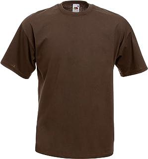 Fruit of the Loom Heavy Cotton Tee Shirt, T-Shirt da Uomo