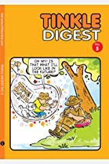 TINKLE DIGEST 5 Kindle Edition