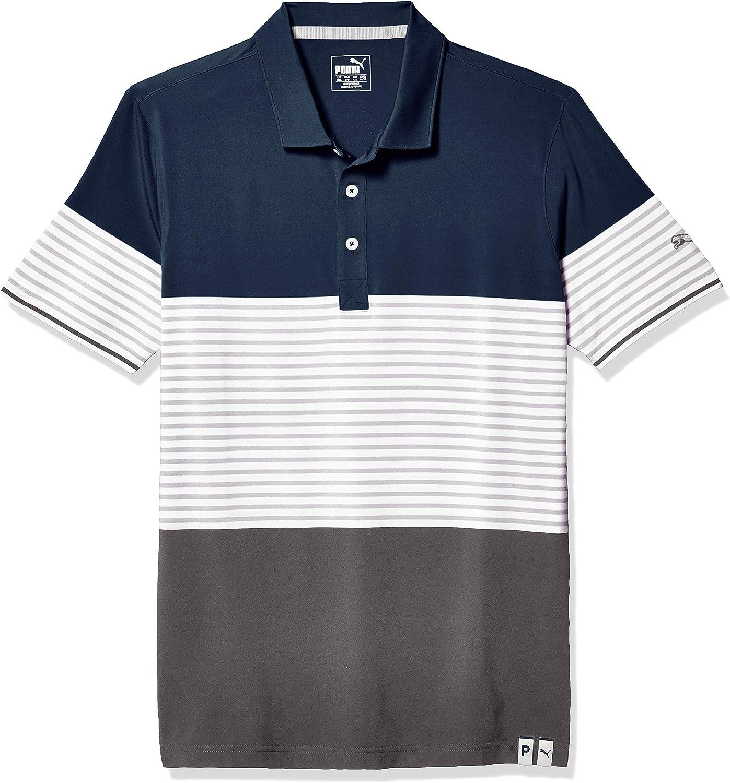 PUMA Golf 2020 Men's Cloudspun Taylor Polo