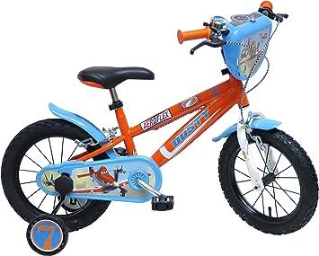 Disney Planes - Bicicleta con ruedines: Amazon.es: Juguetes y juegos