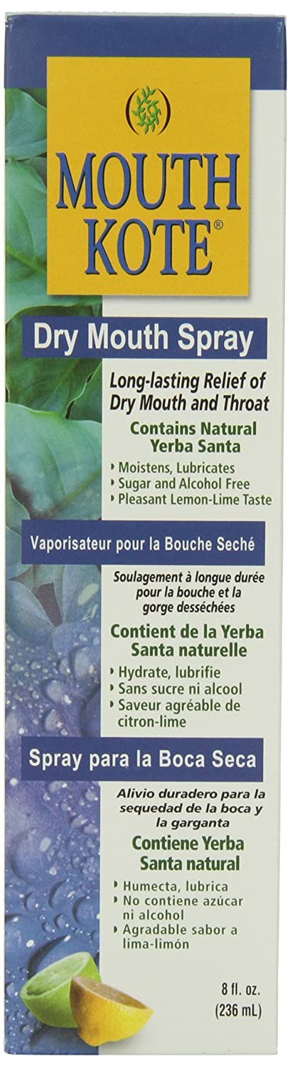 Mouth Kote dry mouth spray 236ml Parnell Pharmaceuticals 350930098081