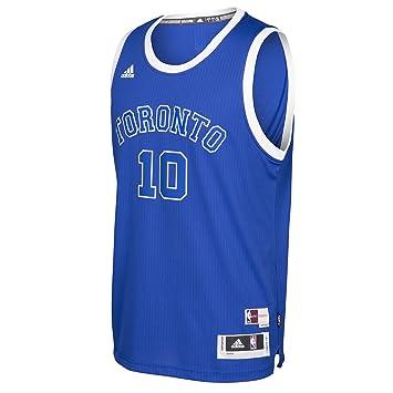 0b98226bf19 adidas BE9785 NBA Hardwood Classics Swingman Jersey  10 DeMar DeRozan