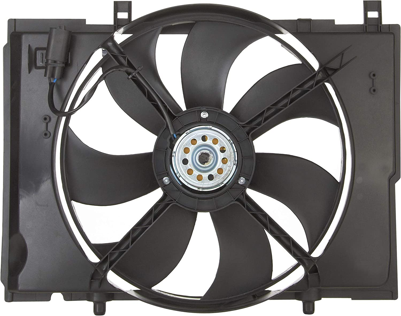 Spectra Premium CF16029 Radiator Fan Assembly