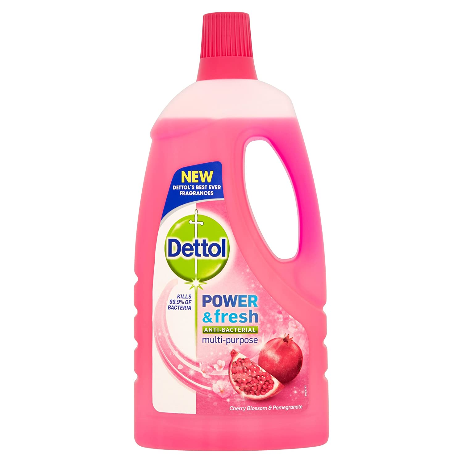 Dettol Power and Fresh Multi Purpose Cleaner 1 L - Cherry Blossom ...