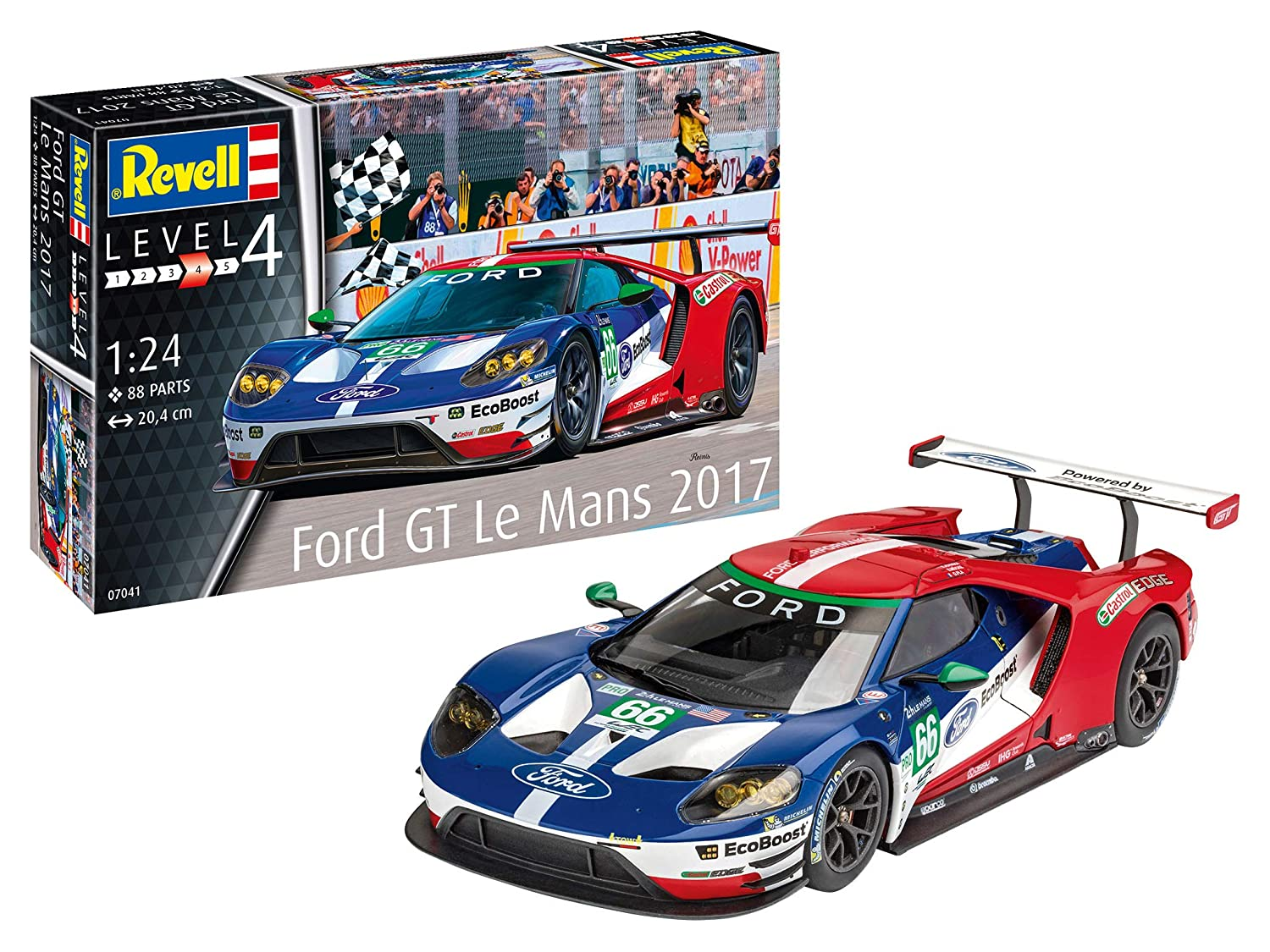 Revell Ford GT LM 2017