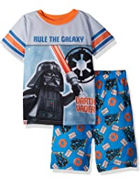 LEGO Star Wars Boys 2 Piece Pajama Set 5c514155b