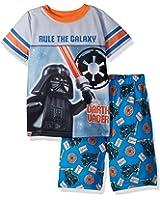 LEGO Star Wars Little Boys' Choose Your Side' 2-Pc Pajama Set