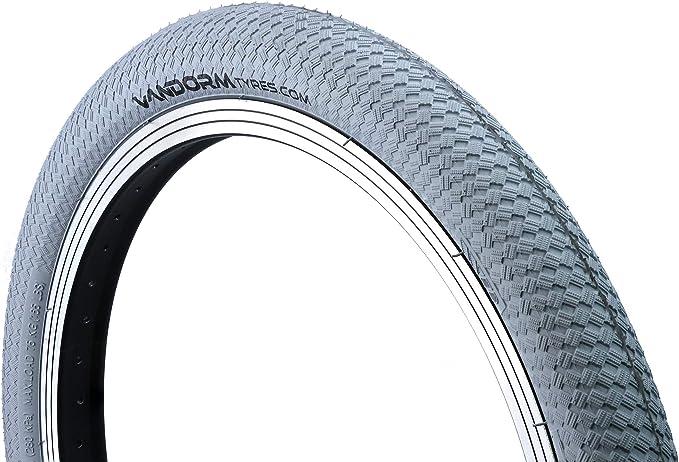 Vandorm - Ruedas de Colores Drifter R2R para Bicicleta BMX, 20 x 2 ...