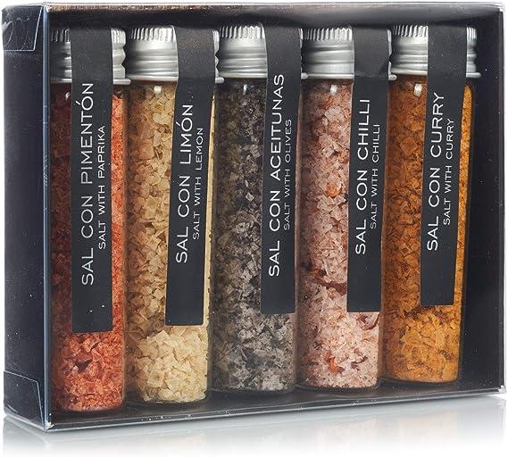 Pack de Sales Condimentadas: Amazon.es: Alimentación y bebidas
