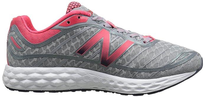 Fresh Foam Boracay - Zapatillas de running para mujer, Plata - Silber (SP2 SILVER/PINK), 39 New Balance