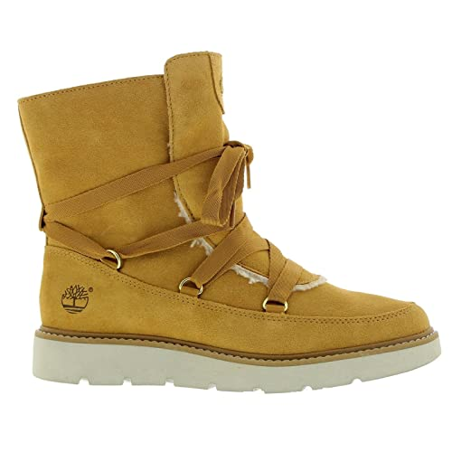 Timberland Womens Kenniston Warm Lined Suede Boots: Amazon.co.uk: Shoes &  Bags