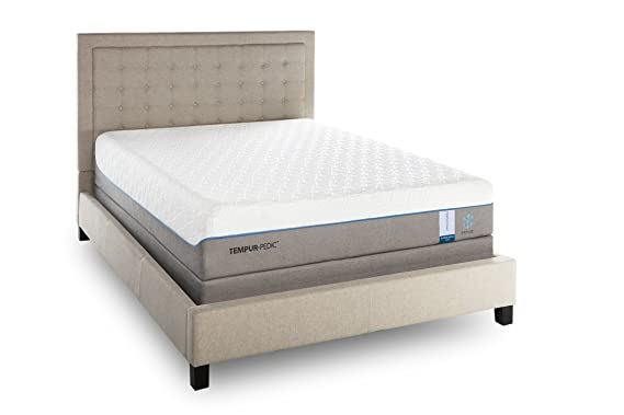 Amazon.com: Tempur-Pedic TEMPUR-Cloud Supreme Breeze 11.5-Inch Soft Cooling Foam Mattress, Full, Made in USA, 10 Year Warranty: Kitchen & Dining