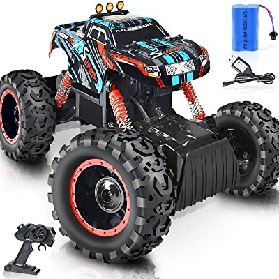 Buy Remote Control Truck Rc Car 1 12 Scale Rc Truck 2 4ghz Radio Remote Control Car Rc Monster Vehicle Truck Crawler 4wd Off Road For Boys Online In Indonesia B092qwhg9f
