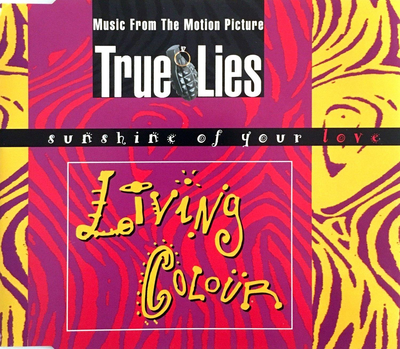 Living Colour - Sunshine of your love (3 versions, 1994, \'True lies ...
