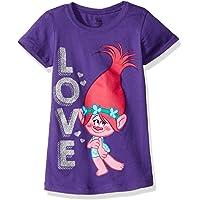 Freeze Children's Apparel Trolls Girls' Little Girls' Love The Princess T-Shirt