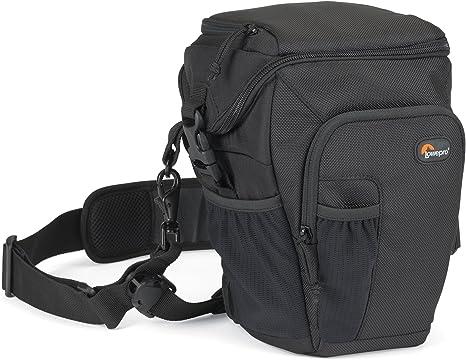 Lowepro Toploader Pro 70 AW - Funda para cámara DSLR, Negro ...