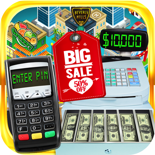 Real Credit Card Shopping Spree - Kids Credit Card Charge It & Shopping Spree Games - Shopping Beverly At Hills