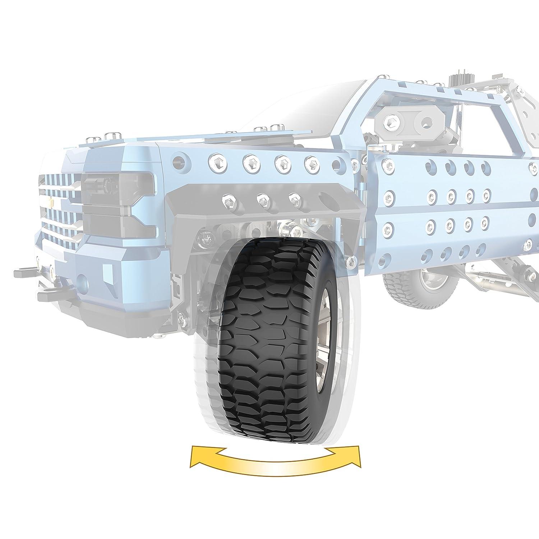 703 pezzi Meccano 6038206 Chevrolet Silverado