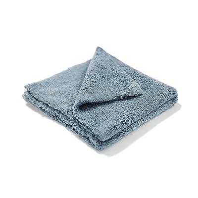 "Maxshine 16""x16""/40X40cm Ultimate Zero Crazy 500GSM Edgeless Microfiber Towel for Detailing: Automotive"