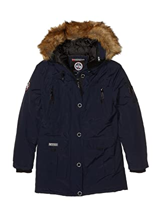 Geographical Norway Airline – Parka para Mujer