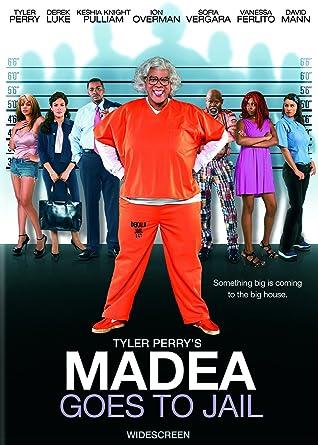 Amazon Com Madea Goes To Jail Tyler Perry Keshia Knight Pulliam Derek Luke David Mann Ion Overman Tyler Perry Movies Tv