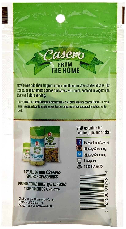 Amazon.com : Lawrys Casero Garlic Powder, 8.5 oz : Grocery ...
