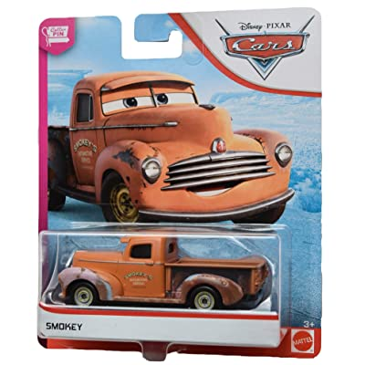 Pixar Disney Cars The Cotter Pin Smokey: Toys & Games