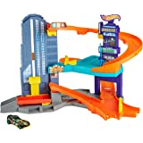 Hot Wheels Speedtropolis Playset by Hot Wheels