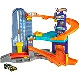 Mattel DYT86 - Hot Wheels Speedtropolis Playset By Hot Wheels