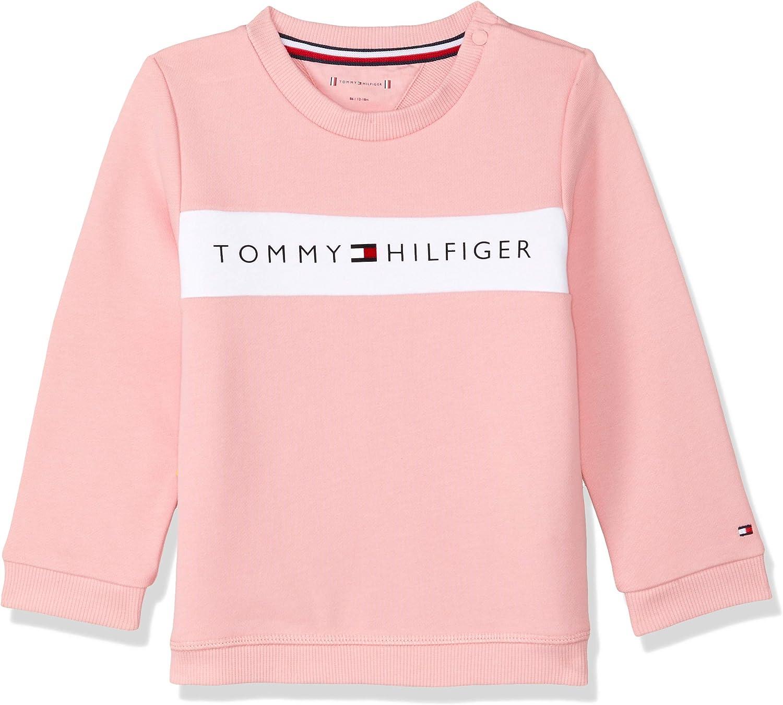 Tommy Hilfiger Boys Baby Tommy Loopback Sweatshirt