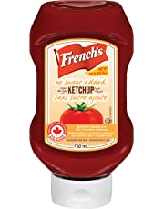 French's, Tomato Ketchup, No Sugar Added, 750ml