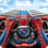 Drive Car Spider Simulator